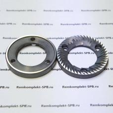 Металлические жернова EUREKA ø 64 мм (правые) - для профессиональных кофемолок