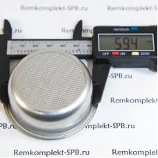 Фильтр холдера на 2 чашки 14 gr ø 68x24,5 mm