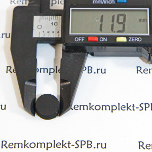 Глухое уплотнение / прокладка крана ø 12x5 мм BEZZERA