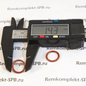 Уплотнительное кольцо 0114 - 1.78х11.11mm из силикона