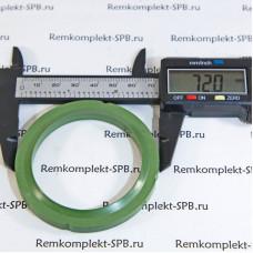 Уплотнительное кольцо группы ø 72x55x7.1/9 мм MARZOCCO
