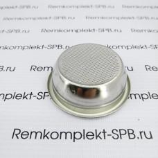 Фильтр холдера кофе 2-порционный 14 г ø 70x24,5 mm для проф кофемашин