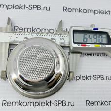 Фильтр на 1 чашку 7гр 65x25 мм для холдера проф кофемашин