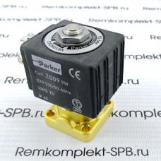 Двухходовой электромагнитный клапан PARKER VE125CV2 230В 50/60Гц