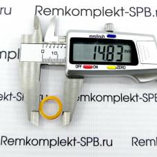 Медная прокладка / шайба ø 15x10x1 мм