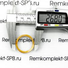 Медная прокладка / шайба ø 27x21,5x1 мм