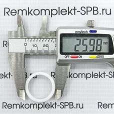 Плоский уплотнитель ø 26x21x2 мм PTFE