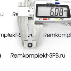 Уплотнение OR 02010 1.78 mm - внутр ø 2.57 mm VITON