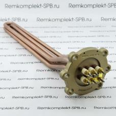 ТЭН 3000Вт 220/380В L=345mm для км NUOVA SIMONELLI