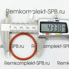 Уплотнение OR 0380-30 - ø44-38х3мм СИЛИКОН для ЗУ кофемашин Melitta / Zauber