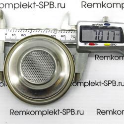 Фильтр кофейного холдера на одну чашку 7гр ø 70x24,5 mm