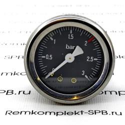 Манометр бойлера ø 52 мм 0÷3 атм для км Astoria CMA / WEGA