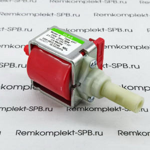 Помпа Ulka EP7 48Вт-230В, 50Гц, 7 bar, мах T=35°C