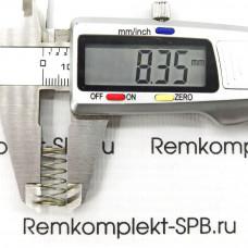 Пружина нерж., сталь ø 8,2x18,8-0,6 мм