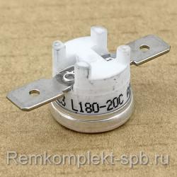 Термостат контактный t=180°C, нормально-замкнут, керамический