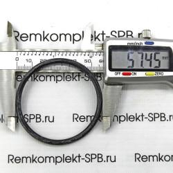 Уплотнение 04200 / ø 57,45-50,39х3,53мм EPDM для теплообменника
