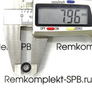 Уплотнительное кольцо OR 02018  8.04-4.48х1.78мм EPDM