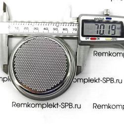 2-х порционный фильтр холдера 18 гр ø 70-60x28мм для км  ASTORIA