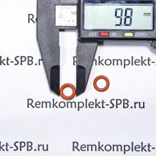 Уплотнение ORM 0060-20 Silicon RED ø 9,8 - 6 х 1,9мм