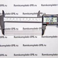 СМОТРОВОЕ СТЕКЛО ОПРЕДЕЛЕНИЯ УРОВНЯ ø 15x115 мм