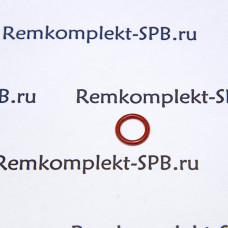 Уплотнитель кольцо OR 0108 силикон красный
