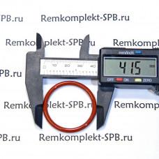 Уплотнитель OR 04137 силикон красный JURA