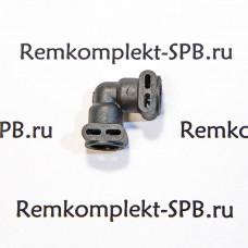Штуцер угловой / Соединение  для трубок 4 мм