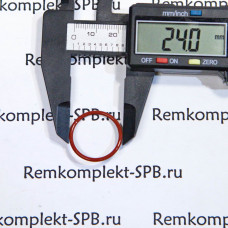 Уплотнение силиконовое OR 02081 - 1.78 mm-внутренний ø 20.35 mm