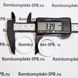 Плоская прокладка ø 34x27x2 мм ФТОРОПЛАСТ