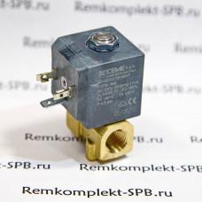 """Электромагнитный клапан CEME 2-x ходовой ø 1/4"""" 230В 8Вт"""