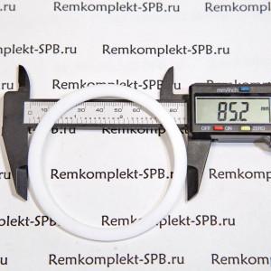 Плоская прокладка из фторопласта ø 85x70x2 мм