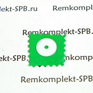 Плоский уплотнитель из фторопласта ø 18x3,5x1 мм