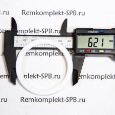 Уплотнение плоское ø 62x51x2 мм - фторопласт