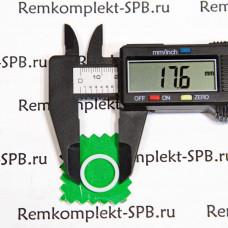 Уплотнение плоское ø 18x14x1,5 мм - фторопласт
