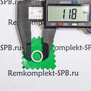 Уплотнение плоское ø 12x9x1 мм - фторопласт