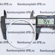 Уплотнитель из тефлона ø 68.4x75.8x3.2мм