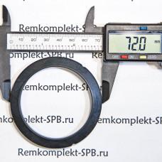 Уплотнитель холдера конусный ø 72x55,5x9,3мм