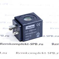 Катушка клапана PARKER ZB09 9Вт 220/240В 50/60Гц