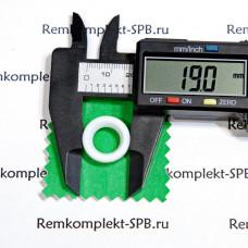 Конусный уплотнитель ø 19x11x3 мм фторопласт - ELEKTRA