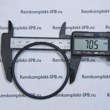 Уплотнительное кольцо 0167 EPDM 70.56x6