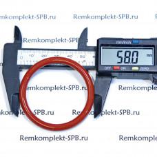 Уплотнительное кольцо OR 06187 - ø57,68-47х5.34мм СИЛИКОН