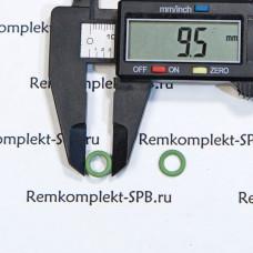 Уплотнительное кольцо OR 02025 VITON 1.7x внешн.ø9.5mm