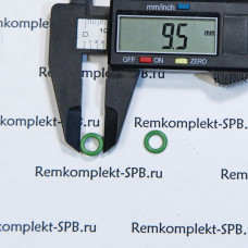 Уплотнительное кольцо ORM 0057-19 / ø9,5-5,7х1.9мм VITON