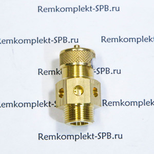 Аварийный клапан бойлера ø M19x19