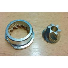 Жернова металлические Bosch / Siemens / Jura / Rotel