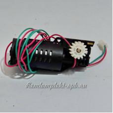 Двигатель Б/У с редуктором / привод заварочного устройства Jura
